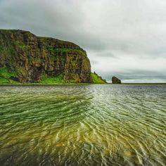 Dyrhólaey, Iceland.