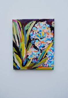 Both Great and Small Original Acrylic by KreativeKatherine, $150.00