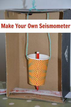 How to make a seismomete