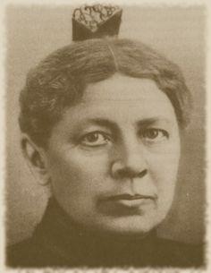 Caroline Ingalls-Ma of Little House on the Prairie.