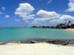Hickam AFB, HI - beach