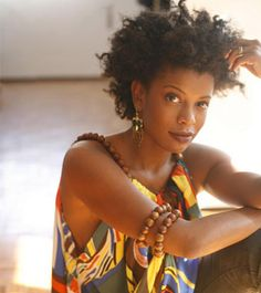 Thalma de Freitas - the afro-brazilian beauty