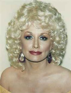 Going on the auction block at Christie's, Andy Warhol's Polaroid of Dolly Parton, 1985