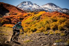 in Chillan, Chile - photo by mdelorme - Pinkbike