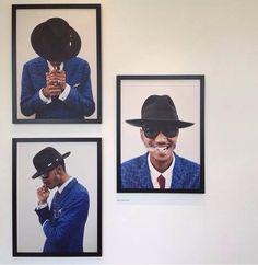 Warehouse via Instagram - Return of the Rude Boy Exhibition