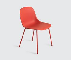 FIBER SIDE CHAIR | TUBE BASE - Designer Visitors chairs / Side chairs from Muuto ✓ all information ✓ high-resolution images ✓ CADs ✓ catalogues..