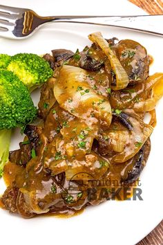 Seared mushrooms and onions give this skillet cube steak dinner terrific flavor.