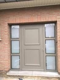Afbeeldingsresultaat voor ral 7023 windows Garage Doors, Windows, Outdoor Decor, Image, Home Decor, Decoration Home, Room Decor, Home Interior Design, Carriage Doors