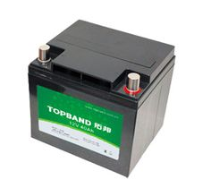 12V40Ah TOPBAND LiFePO4 lithium battery