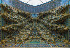 Fatima Masumeh Shrine, Qom, Iran