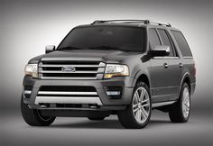 2018 Ford Expedition Features