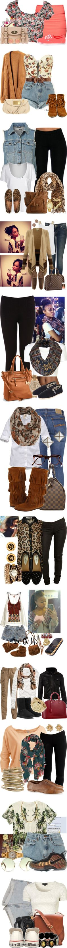 """new style ♥"" by dash-of-thug ❤ liked on Polyvore"