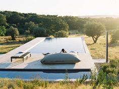 Villa Extramuros, Alentejo, Portugal #wonderful outdoor living