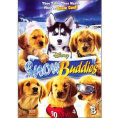 TIL During the filming of Snow Buddies Disney imported 20 under-aged golden retriever puppies. Because they werent vaccinated most of the dogs contracted parvo. Five puppies died during the making of the film. Family Movies, New Movies, Good Movies, Children Movies, Childhood Movies, Awesome Movies, Comedy Movies, Watch Movies, Movies Online