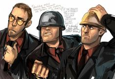 Snipes, Sol and Engie