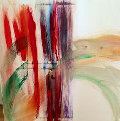 Emanel painting 1,30 x 1,30