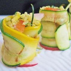 Quinoa Veggie Sushi