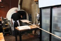 A bread baker's heaven.  Woodlot in Toronto, Ontario