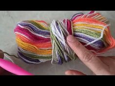 MODELİ İZMİR DE BULDUM HAYRAN KALDIM - YouTube Knitting Videos, Boys Sweaters, Bargello, Crochet Stitches, Crochet Projects, Youtube, Mavis, Style, Crochet Cord