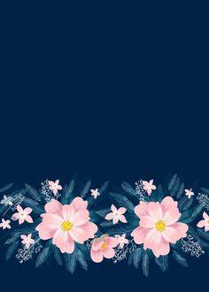 Stamp pigment ink on black cardstock invites pink Pink Watercolor Flowers Background Wedding Invitation Template Watercolor Flower Background, Flower Background Wallpaper, Flower Backgrounds, Watercolor Flowers, Wallpaper Backgrounds, Watercolor Wedding, Background Templates, Background Patterns, Art Floral