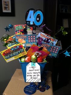 birthday gifts Top 20 Birthday Gift Ideas for 40 Year Old Woman - Best Gift Ideas Collections 40th Birthday Presents, 65th Birthday Gift, 40th Birthday Parties, 20th Birthday, Great Birthday Gifts, Man Birthday, 40th Birthday Gifts For Women, Birthday Crafts, 40th Birthday Ideas For Men Husband