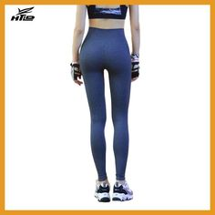 1308303a24 HTLD Lady Slim Leggings Women Deportivas mujer Fitness Workout Trousers  Elastic High Waist Pencil Pants Leggins