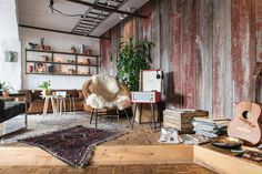 Lot & de Walvis interieur