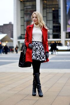 Holiday Style Inspiration - http://www.katiesbliss.com/2015/12/holiday-style-what-to-wear-during-the-holidays.html/
