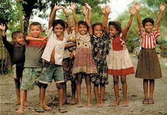 Kids of East Timor