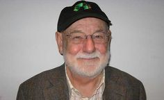 """Eric Carle, a very famous children's author who is most well known for """"The Very Hungry Caterpillar"""".  This book has sold over 33 million copies around the world."""