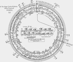 "Memorial coming Leonids, from George Crumb ""Makrokosmos"" Vol.1 ""The Magic Circle of Infinity [Leo]"" No. 8, published sheet music"