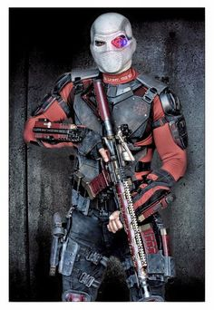 Fist Look At Will Smith As Deadshot [PIC]