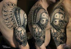 Poland tattoo