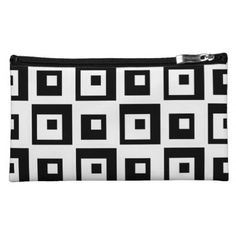 Rhinerson Sueded Cosmetic Bag  $46.85  by BuddaKatsStore  - cyo customize personalize unique diy