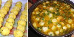 Ketogenic Recipes, Keto Recipes, Cooking Recipes, Keto Foods, Garnier Skin Care, Romanian Food, Cheeseburger Chowder, Mashed Potatoes, Curry