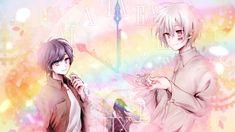 Vocaloid, Rain, Kawaii, Sora, Manga, Wallpaper, Artist, Cute, Anime