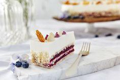 Magyarország Cukormentes Tortája 2016-ban: Áfonya hercegnő tortája. Ismertetjük…