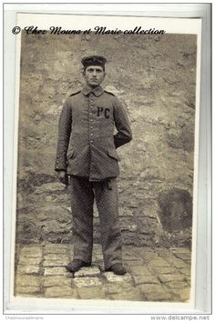 PRISONNIER - ALLEMAND - CARTE PHOTO MILITAIRE