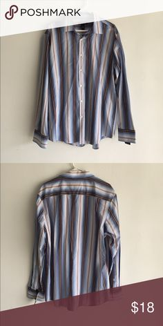 NWT inc button up shirt New! INC International Concepts Shirts