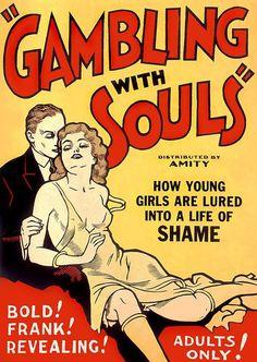 """Gambling with souls"""