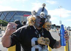 Raiders Fans Rockin