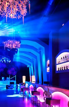 Ego.Whimsy .Inspiration: Modern Night Club Design
