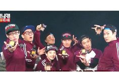 RunningmanCast update IG