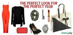 #fashion #tip #thenewyearevelook #GreenoBag It's the perfect look for the perfect end of #2014