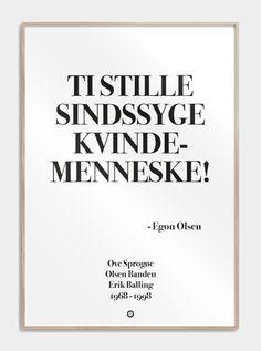 TI STILLE SINDSSYGE KVINDEMENNESKE!