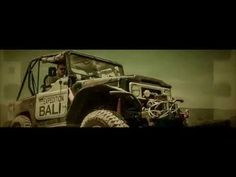Expedition Bali: Рart 2 - Volcano Batur Bali (Toyota Land Cruiser FJ40, 1976) - YouTube