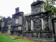 Greyfriars Kirkyard (where Tom Riddle is buried)