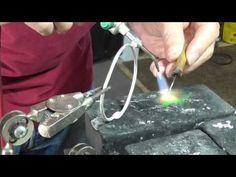 Pearl bangle tutorial (Soham Harrison) - Bracciale con perla