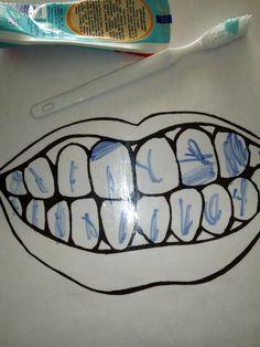 Les dents – ludocreativislam - Alles Over Mondgezondheid 2020 Preschool Arts And Crafts, Preschool Learning Activities, Toddler Activities, Dentist Art, People Who Help Us, Dental Kids, Health Activities, Toddler Art, Elderly Care