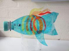 Tropical pet fles fish